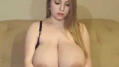 Pretty woman SweetErkos18 with BIG tits