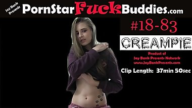 #18-83 Kyler Quinn Creampie Homemade Sex Video