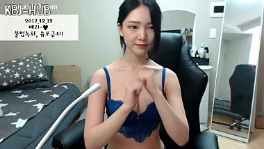 Korean BJ Sexy Beautiful Girl #61  BJ Yeri (KBJ18110512)