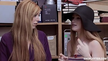 Shoplyfter.18.09.19.Lauren.Phillips.And.Scarlett.Snow