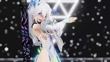 [MMD] R-18 New Year's First Works