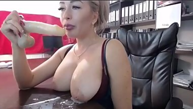 Blowjob with Lisa2018 (stripchat)