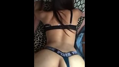 Perfect Babe Lets Me Fuck Her From Behind :)