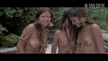 Dira Paes Young Brazilian Actress Nude Emerald Forest Best Scenes HD 1920px
