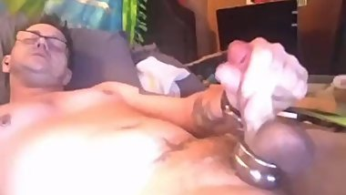 MY 1ST RECORDED WANK OF 2018.....